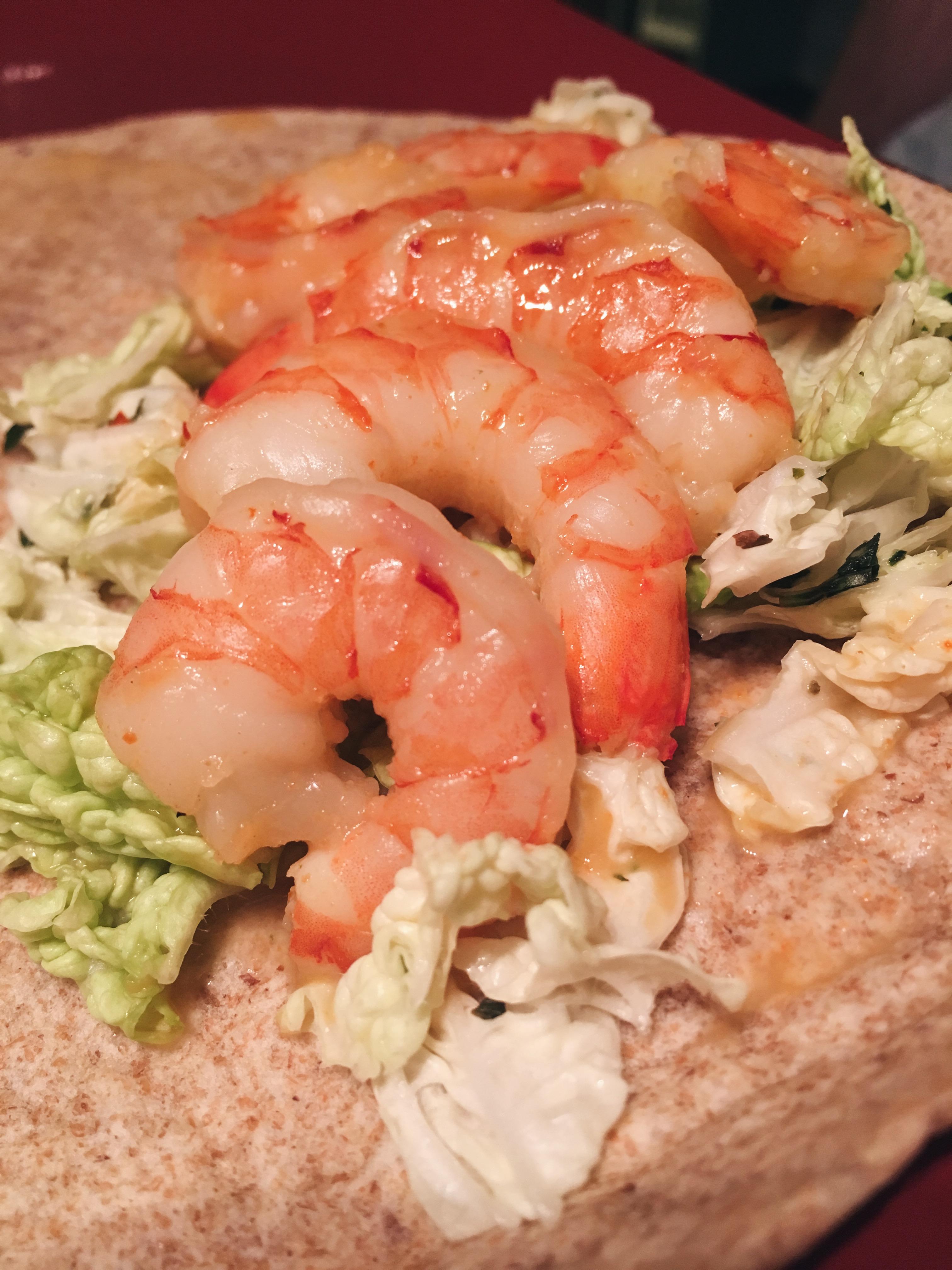 Taco Tuesday! Thai Shrimp Tacos Recipe