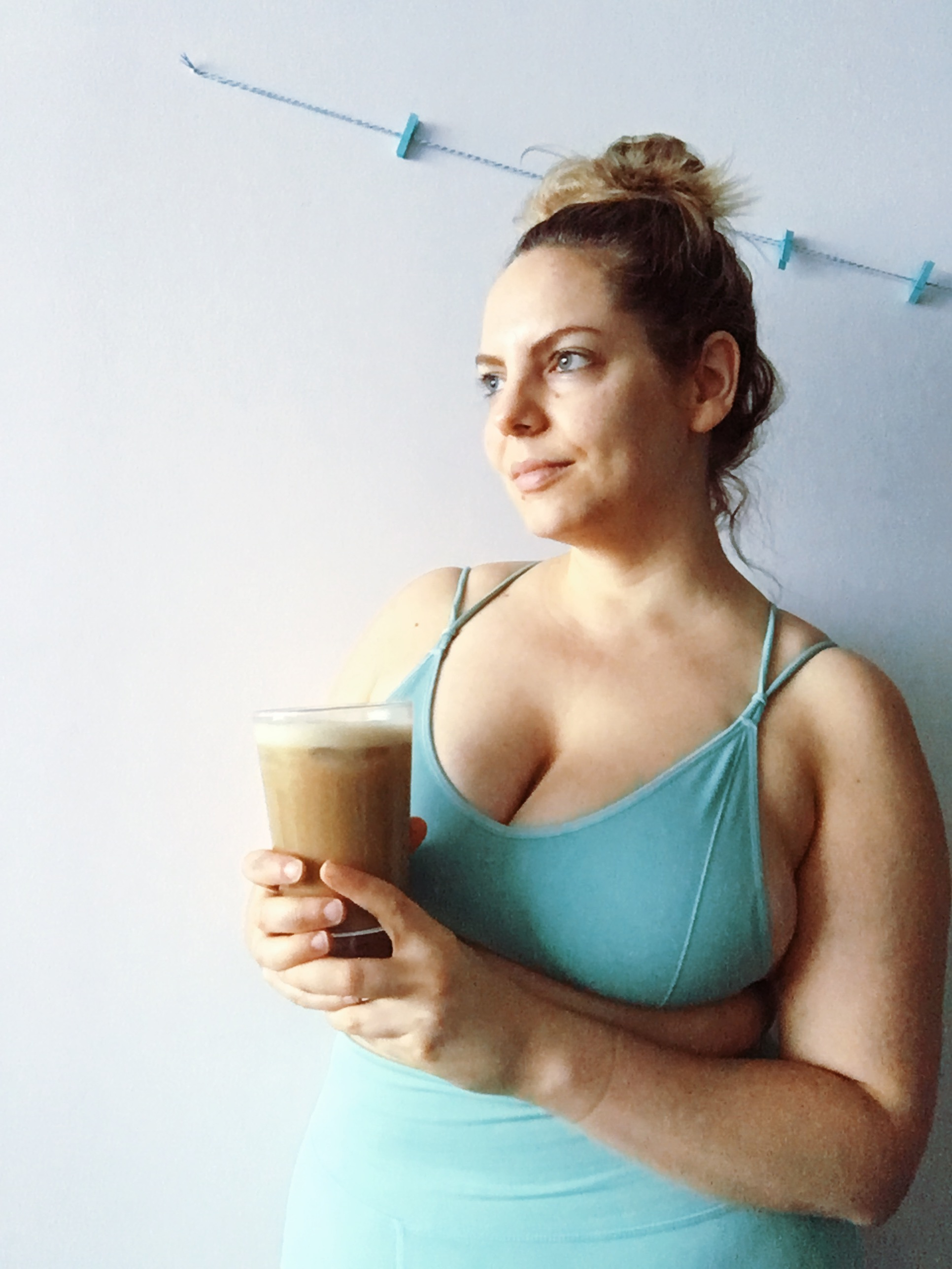 How to Make It: Thai Iced Coffee Protein Shake
