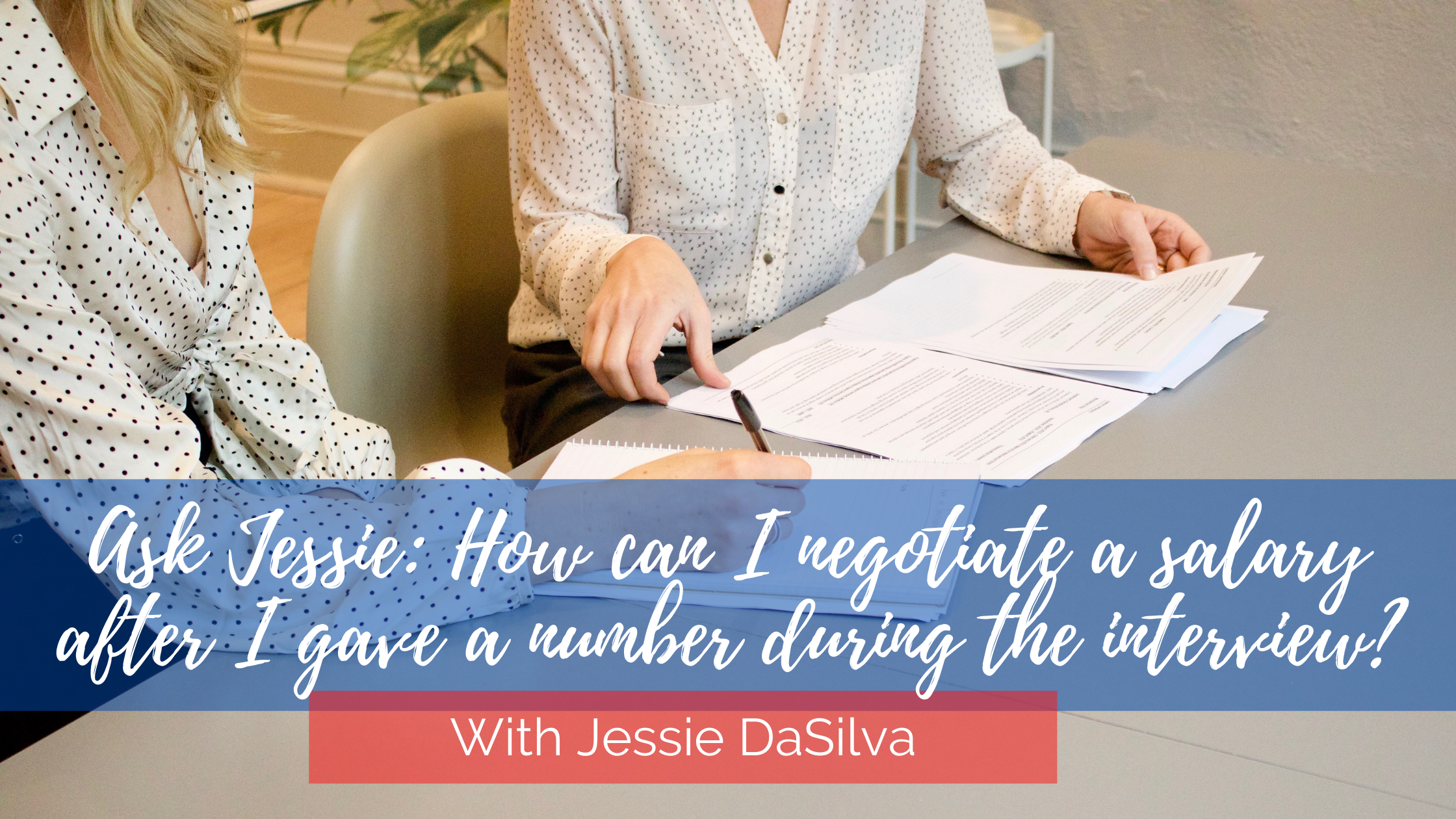 How to negotiate a salary after I gave a number during the interview