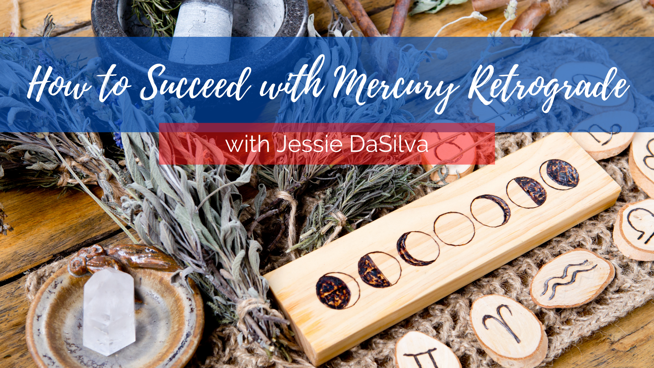 How to succeed with Mercury Retrograde